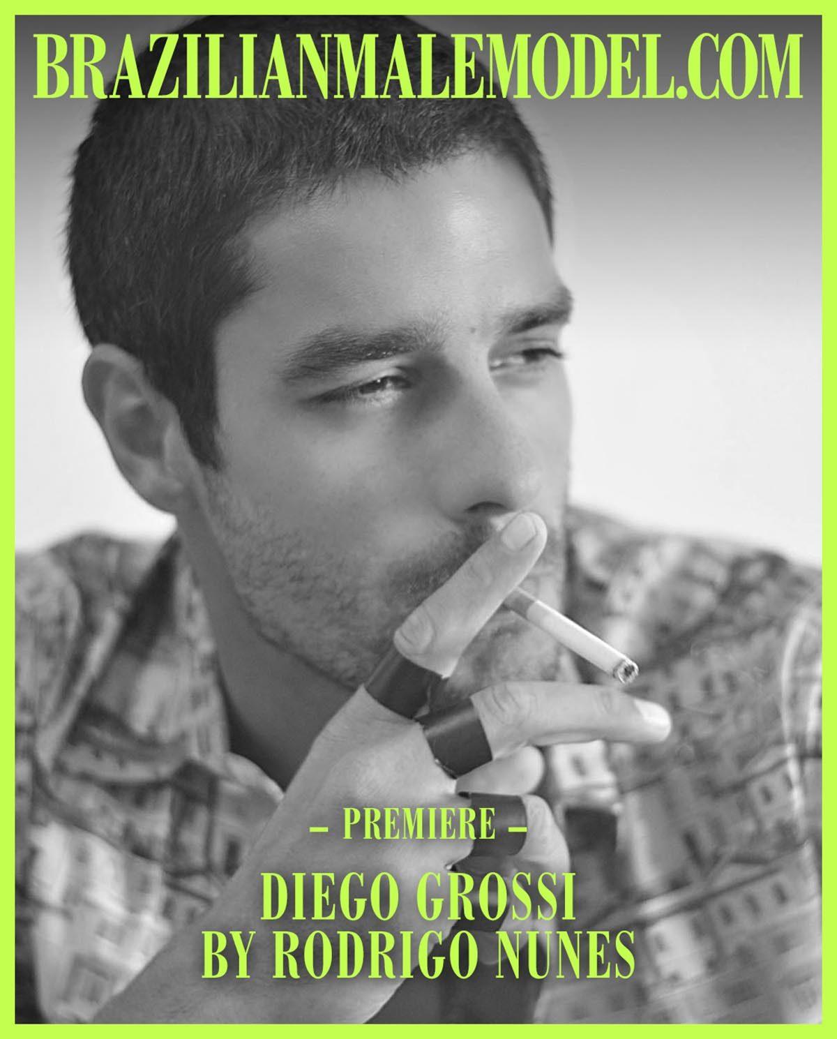 Diego Grossi by Rodrigo Nunes