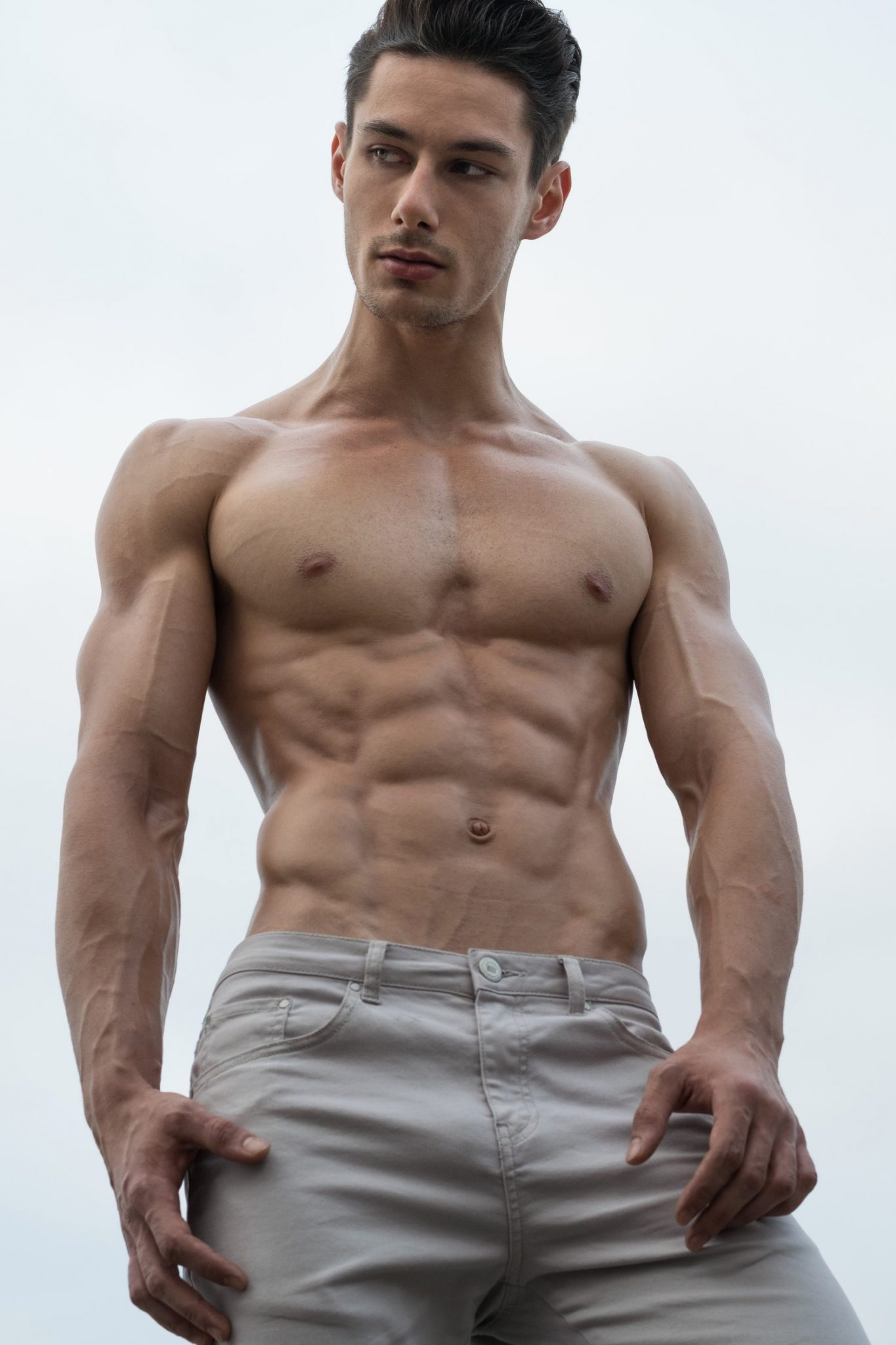 Brazilian Male Model Everton Stedile By Corey Watson Turner