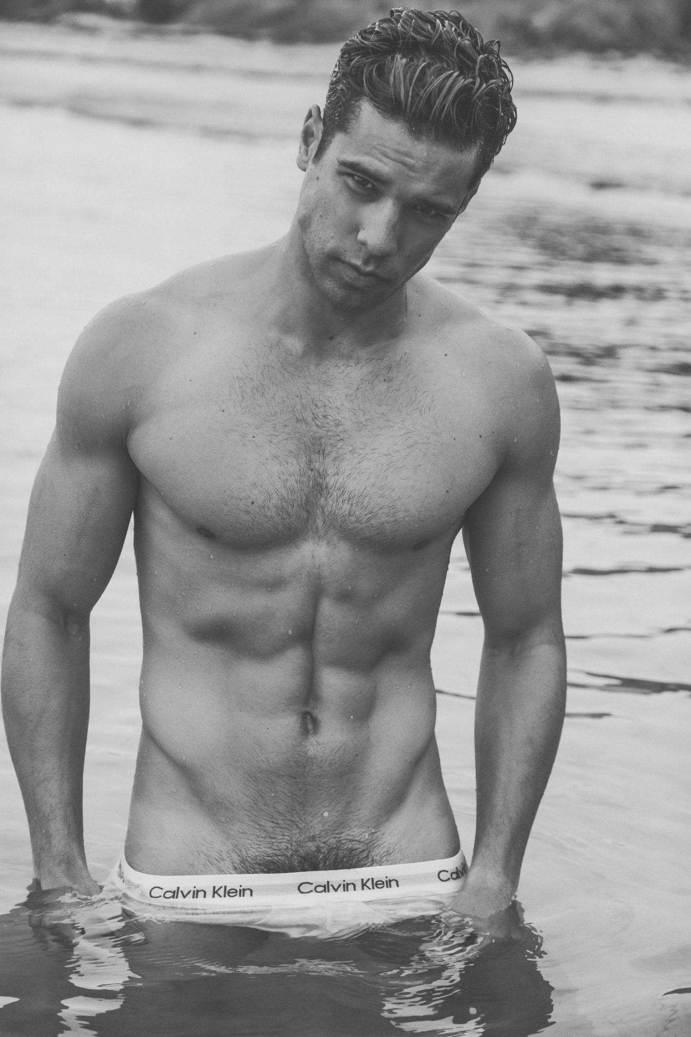 brazilian male model