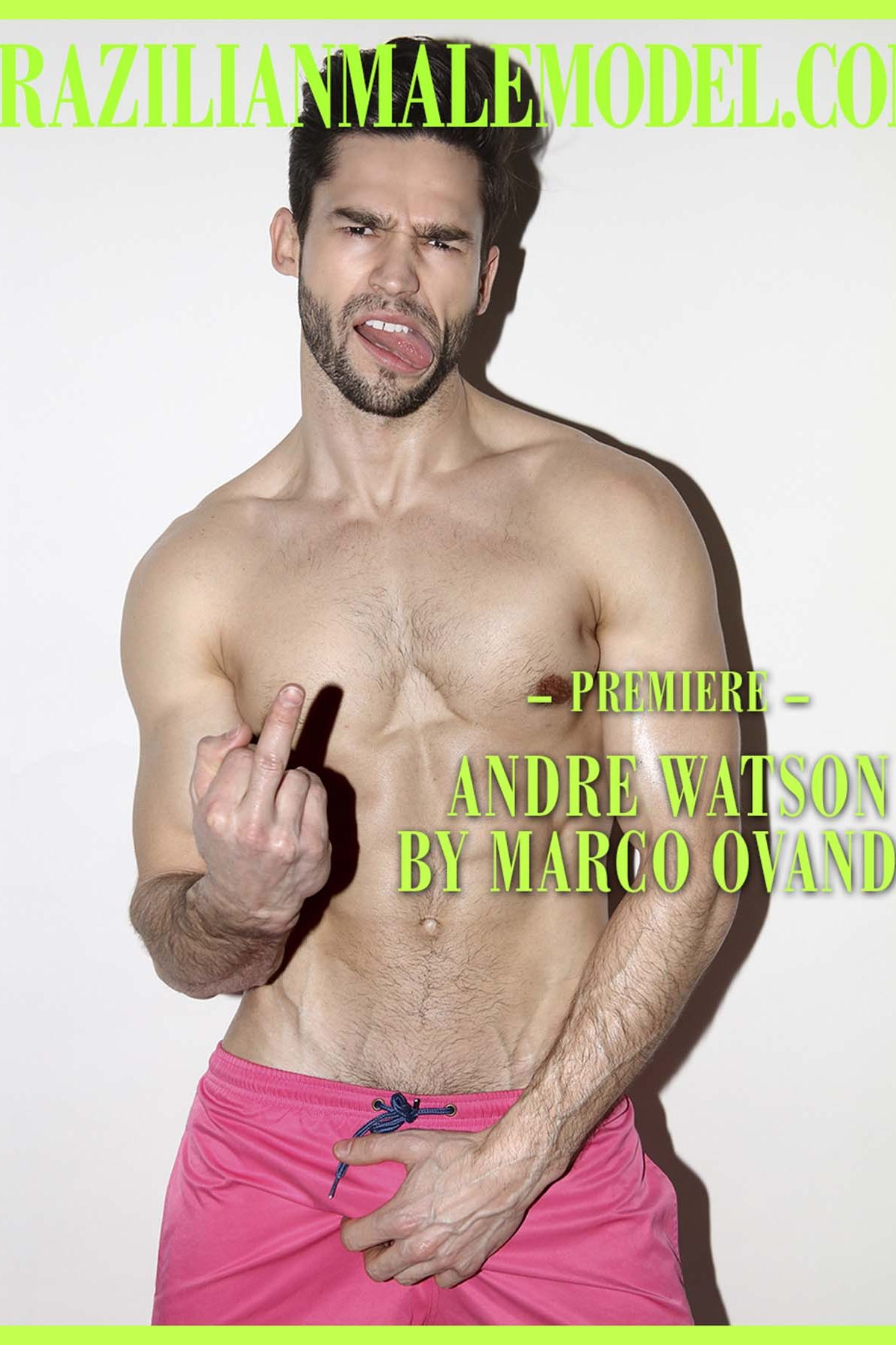 André Watson by Marco Ovando