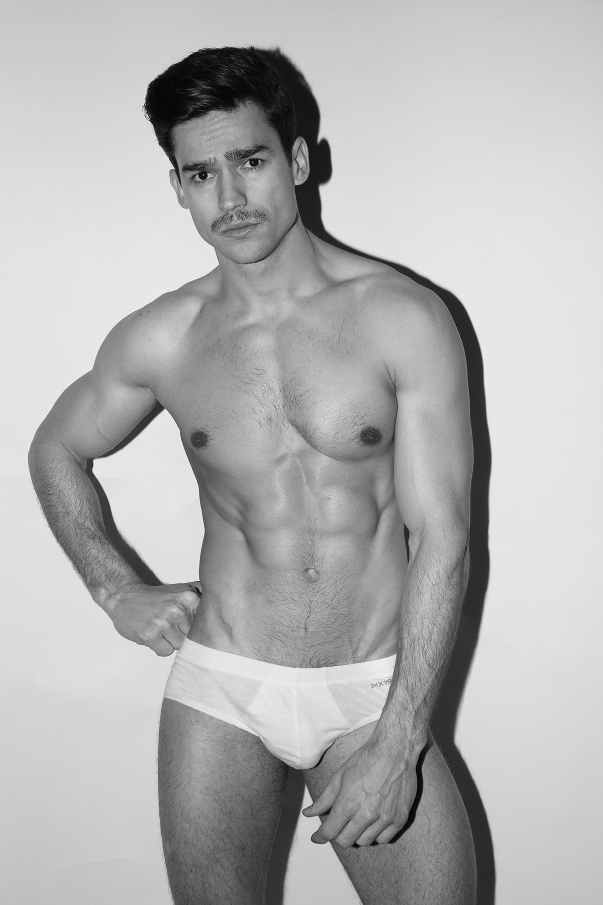 Andre Watson by Marco Ovando for brazilianmalemodel.com