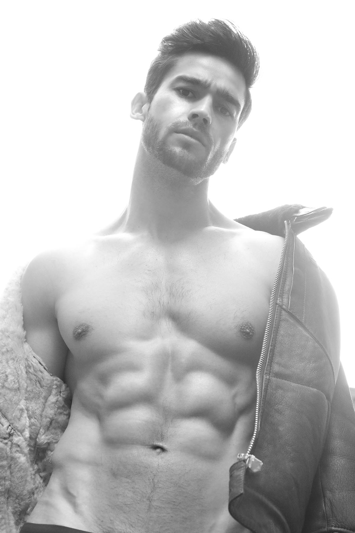 Andre Watson by Marco Ovando for brazilianmalemodel.com