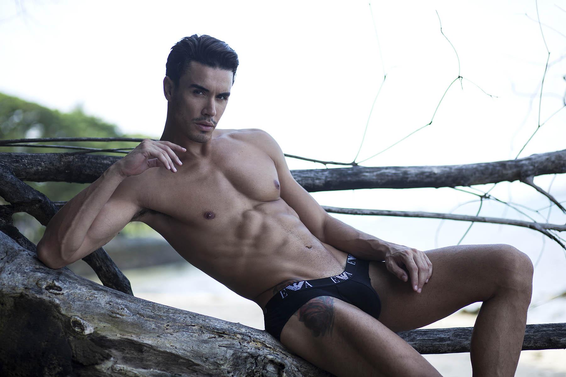 Daniel Benjamin by Nino Yap