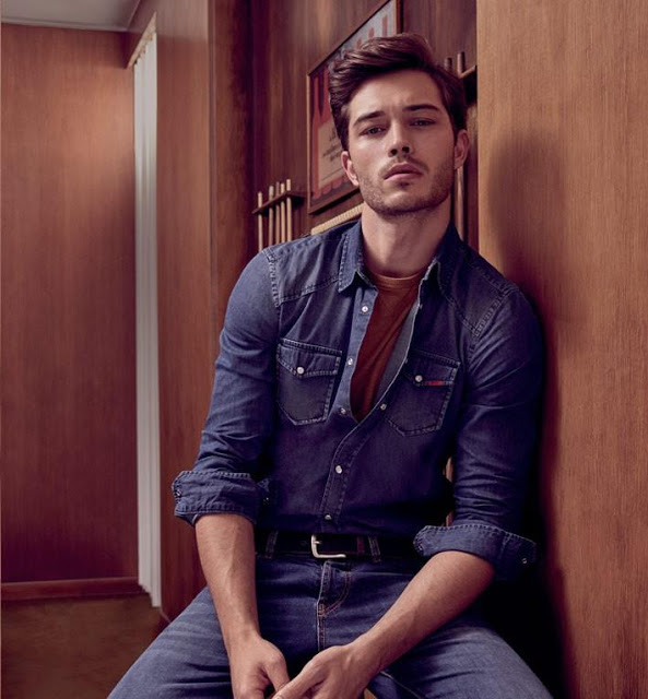 Francisco Lachowski by Byron Mollinedo for Liu-Jo
