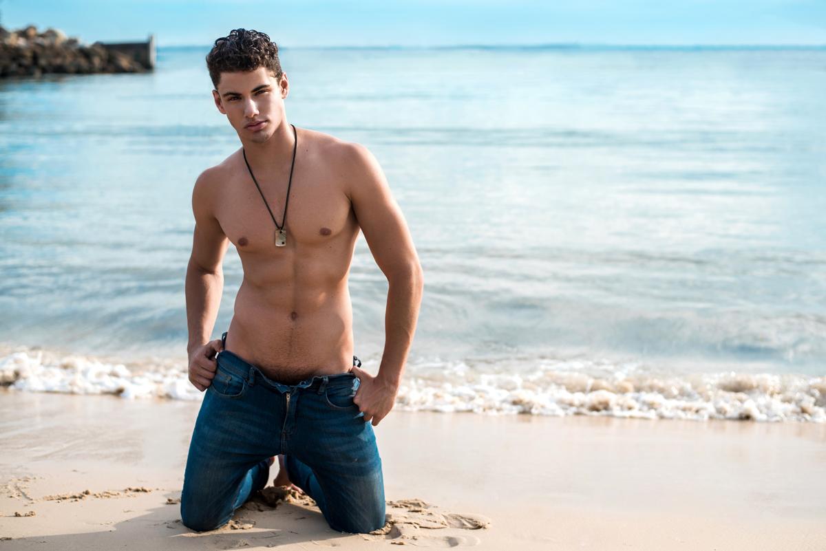 Gabriel Riccieri By Jeremy Holden