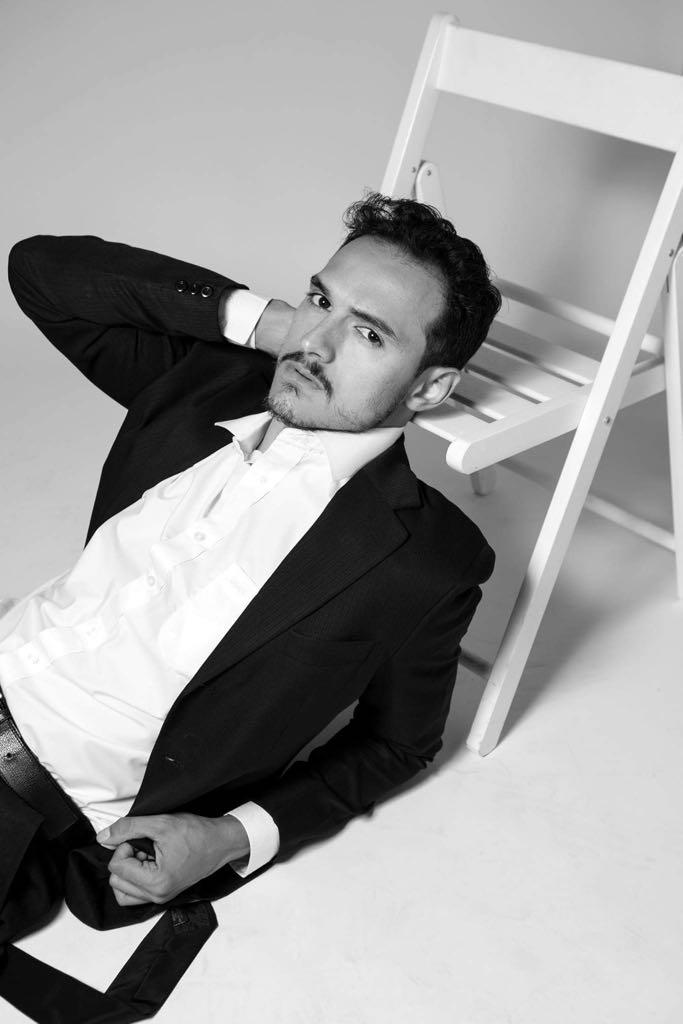 Alexandre Bernardes by Kenji Nakamura