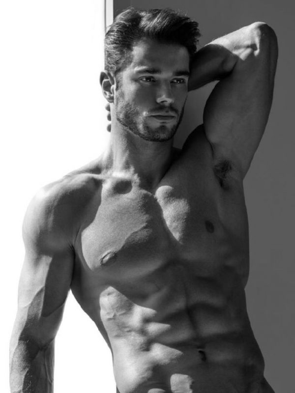 Amadeo Leandro by Wong Sim