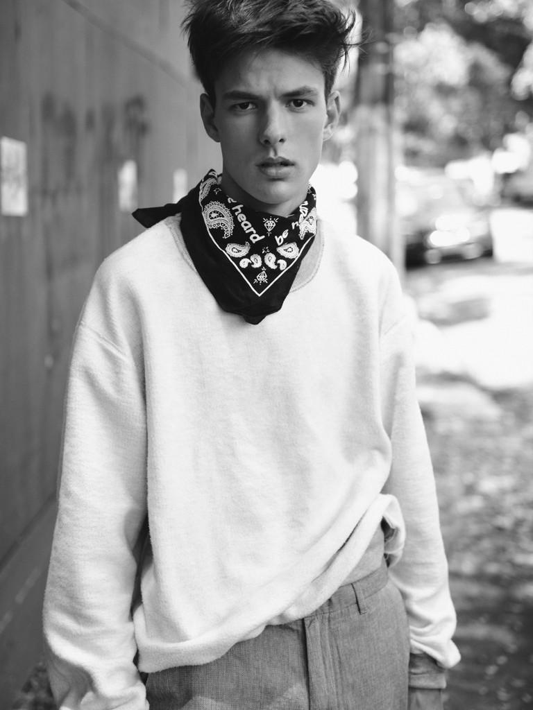 Matheus Mengal by Hudson Rennan