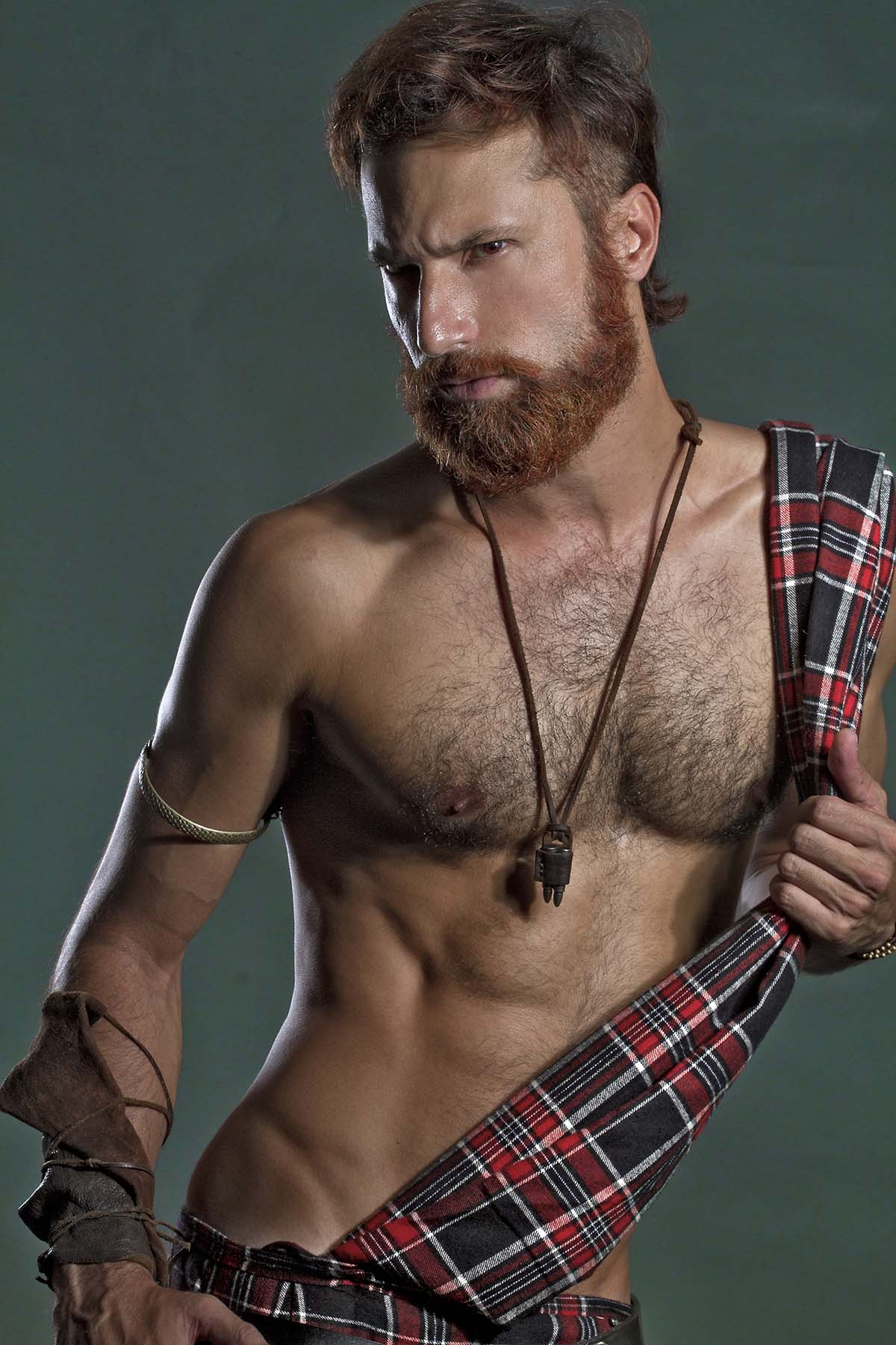 This Is Ronald Of Ronald Kilts