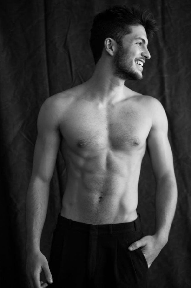 Lucas Parisi by Antonio Bezerra (Didio)