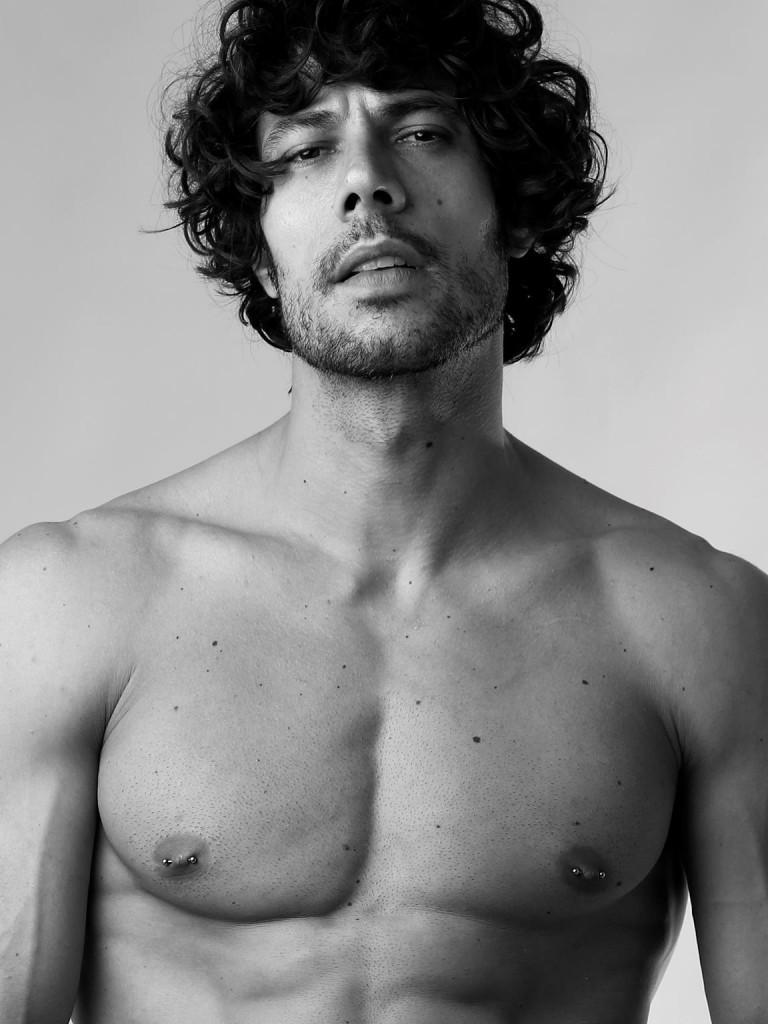 Gabriel Marcelino by Carlos Sales