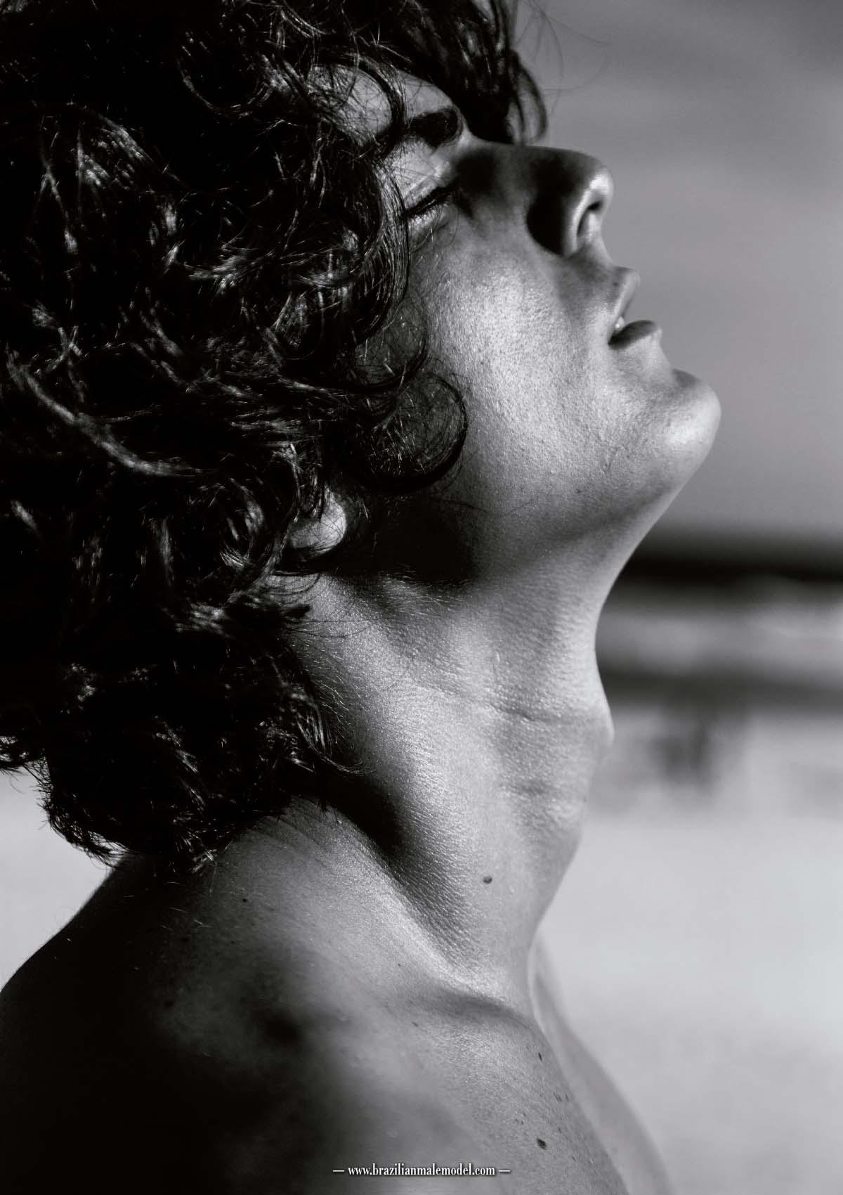 Bruno Lopes by Moises Almeida for Brazilian Male Model Magazine#1