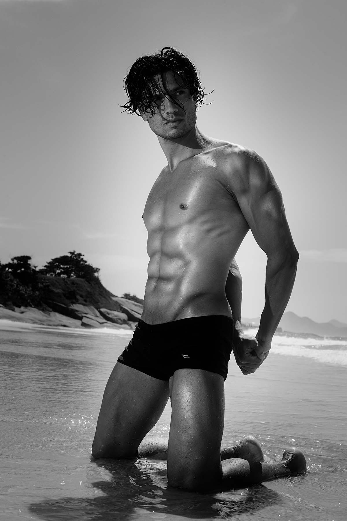 Maikel Castro by Anderson Martins