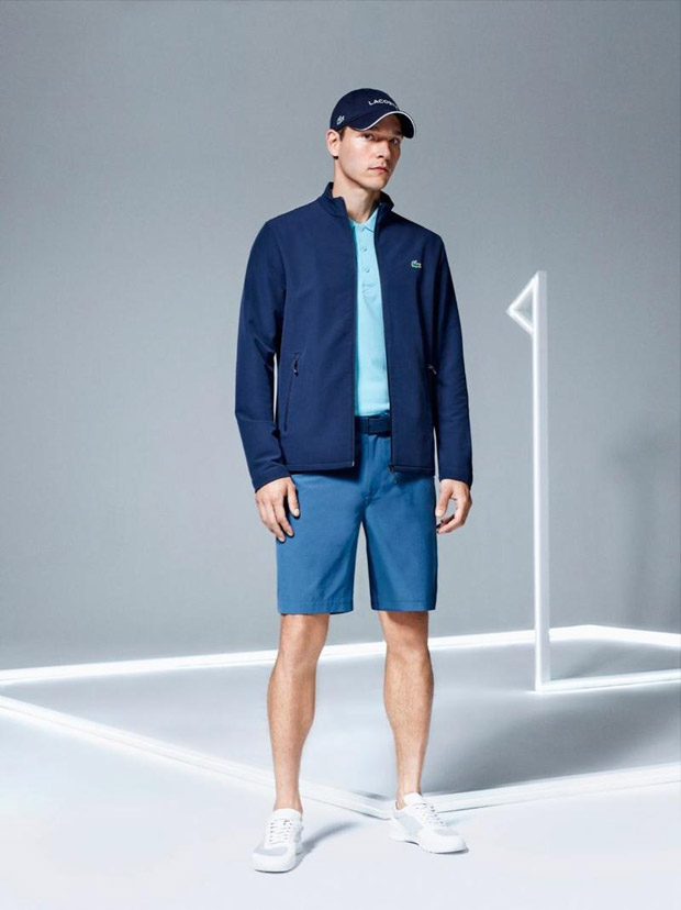 Alex Cunha by Rory van Millingen for Lacoste / SS 2017