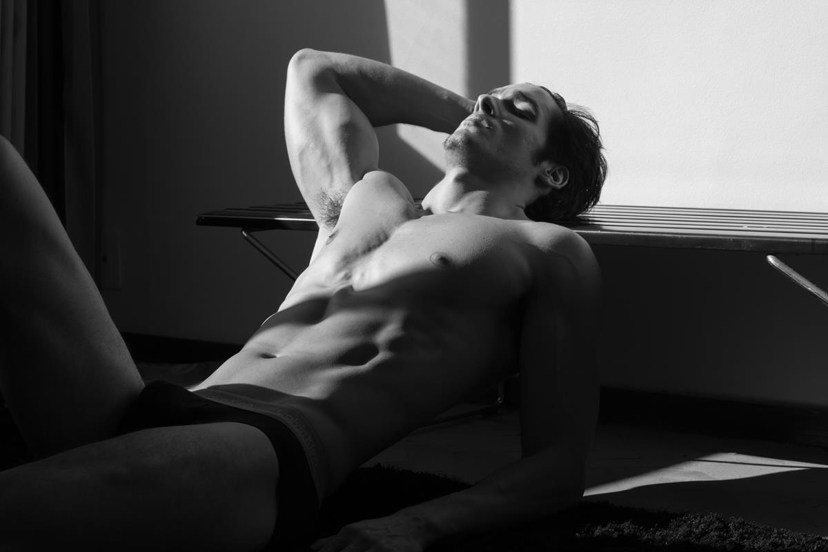 Gabriel Fletcher by Sergio Baia