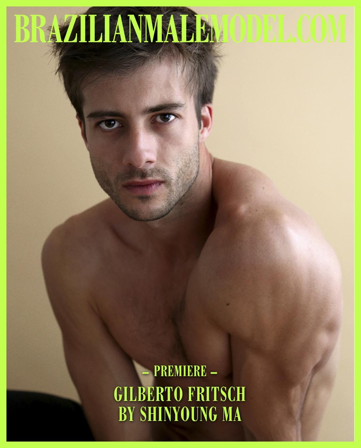 Gilberto Fritsch by Shinyoung Ma