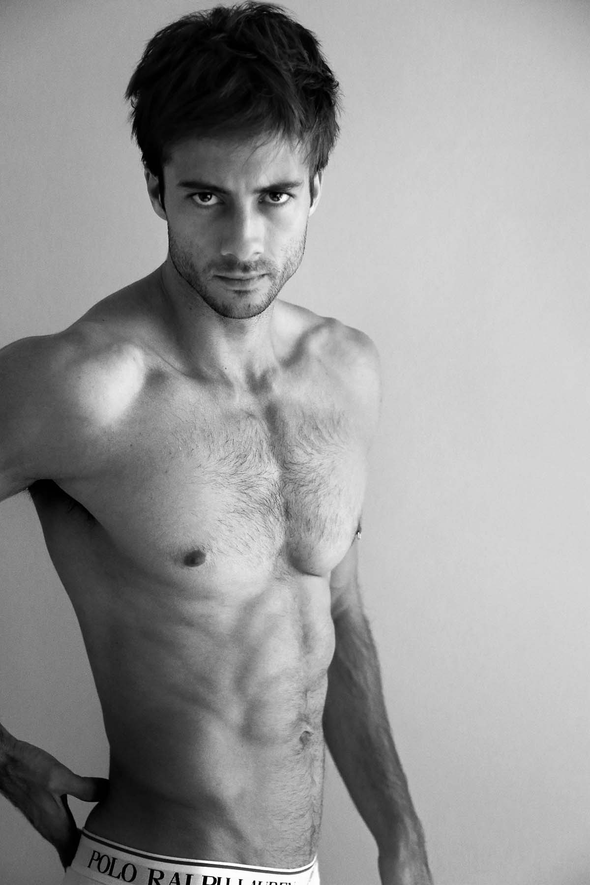 Gilberto Fritsch by Shinyoung Ma for Brazilian Male Model