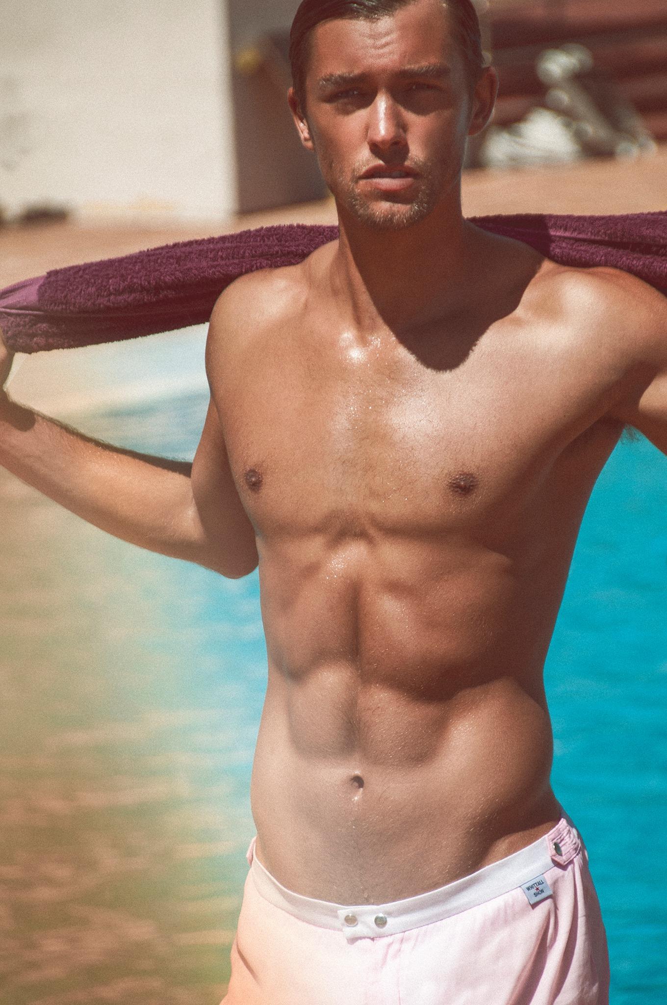 Lucas Garcez by Juan Esteban Montes