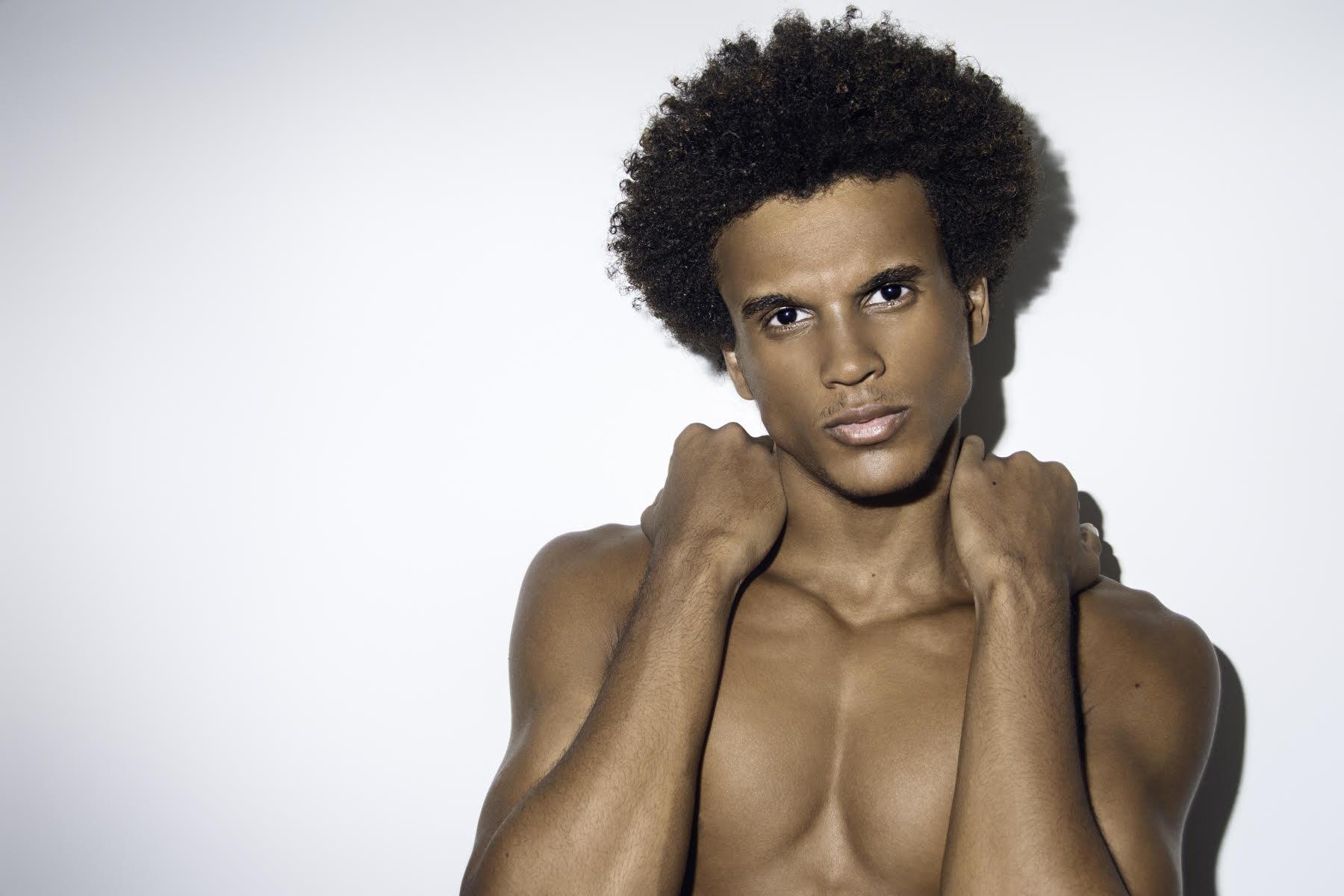 Taylor Romão by Dario Scala for Brazilian Male Model