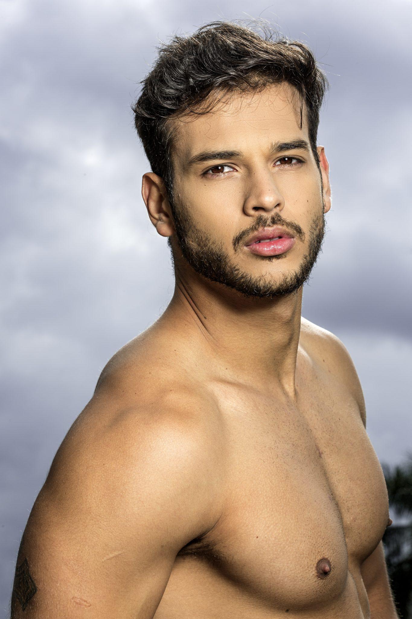 Bruno Rocha and Victor Dos Santos by Ronaldo Gutierrez for Brazilian Male Model