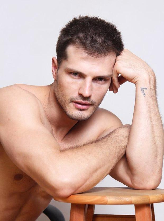 Diego Miguel by Gabriel Henrique for Brazilian Male Model