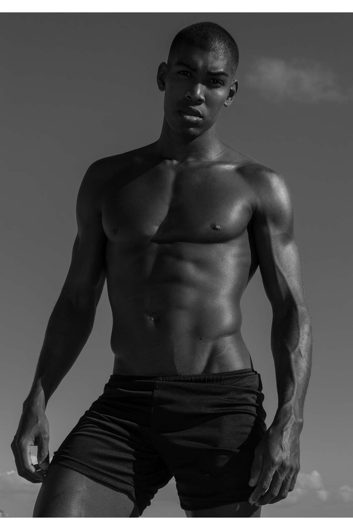 Felipe Damazio by Beto Urbano for Brazilian Male Model