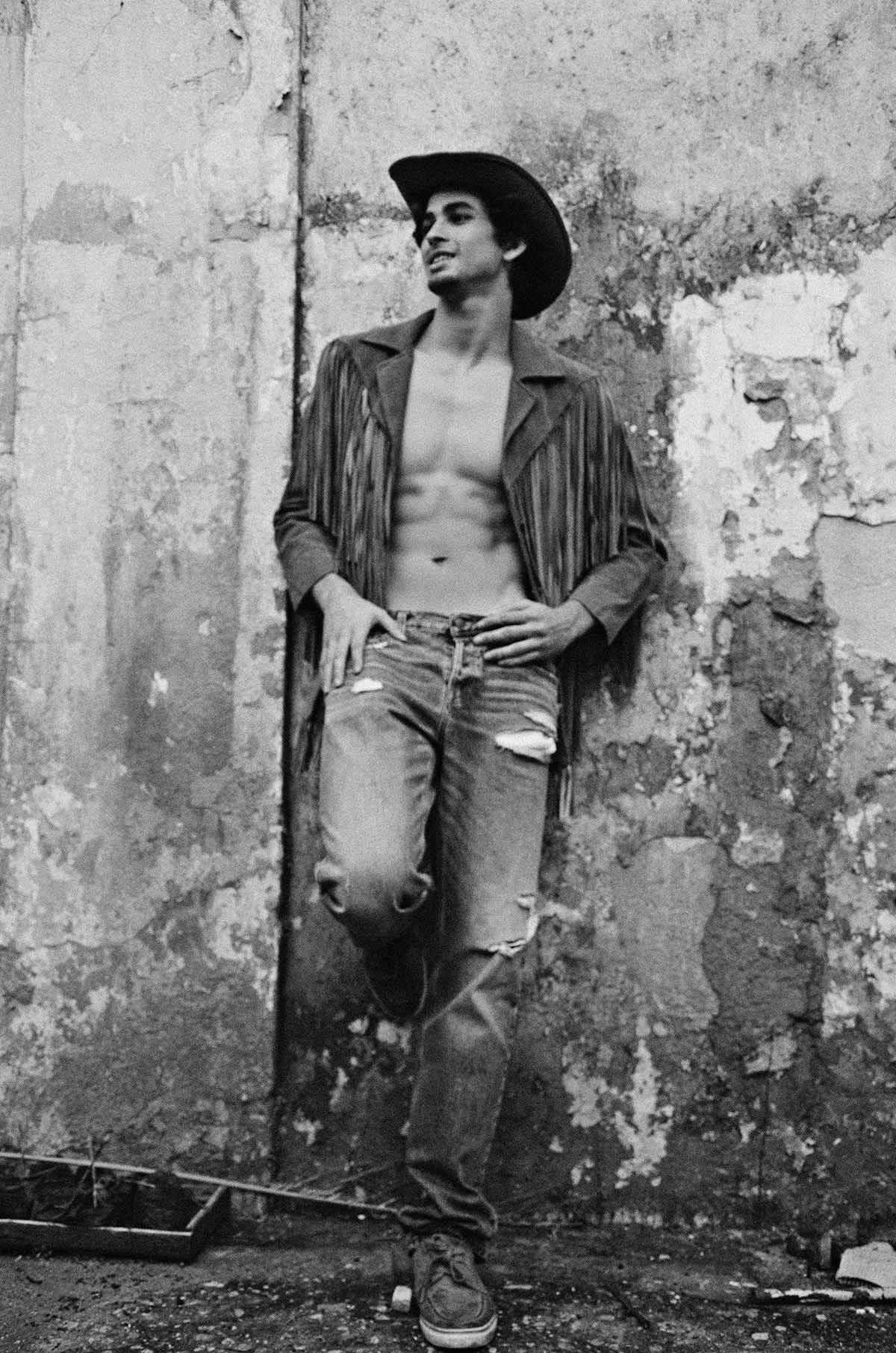 Gabriel Galindo by Felipe Pilotto for Brazilian Male Model