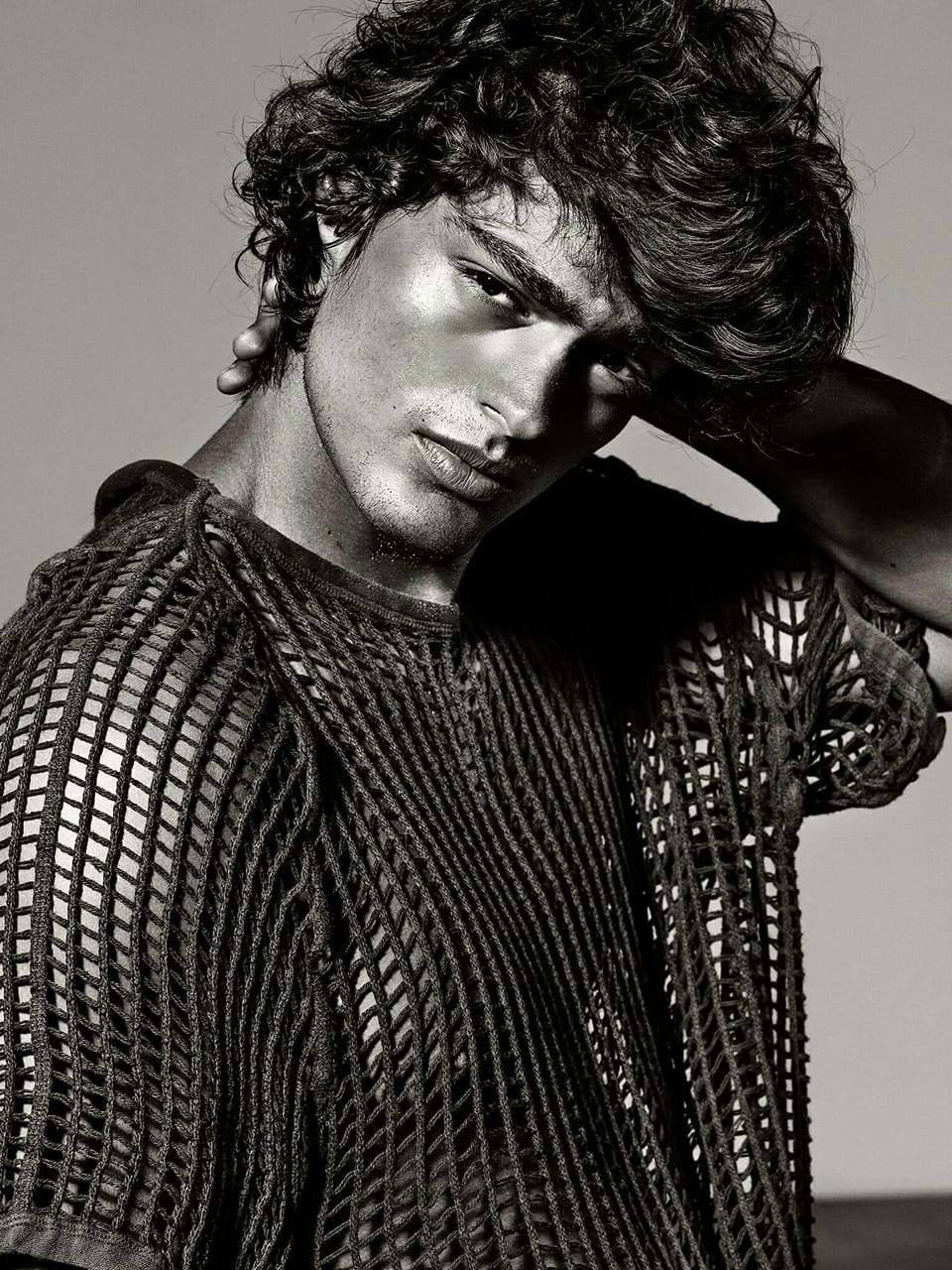Iago Botelho by Maurizio Montani for Brazilian Male Model