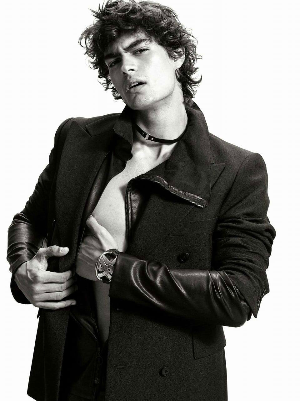 Iago Botelho by Maurizio Montani for Brazilian Male Model