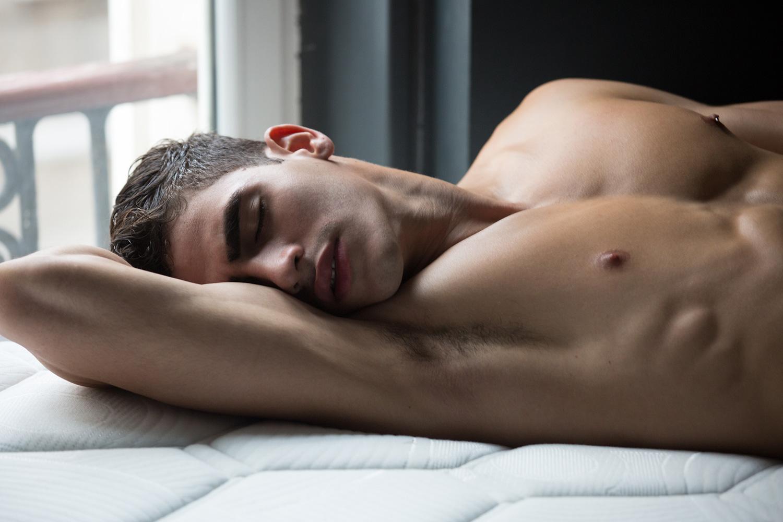 Jhonattan Burjack by Xavier Samré for Brazilian Male Model