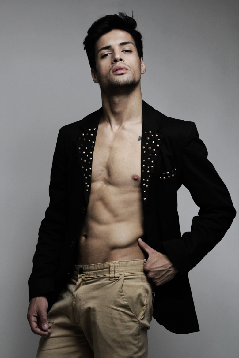 Jonathan Rosa by Daniel Benjamin for Brazilian Male Model