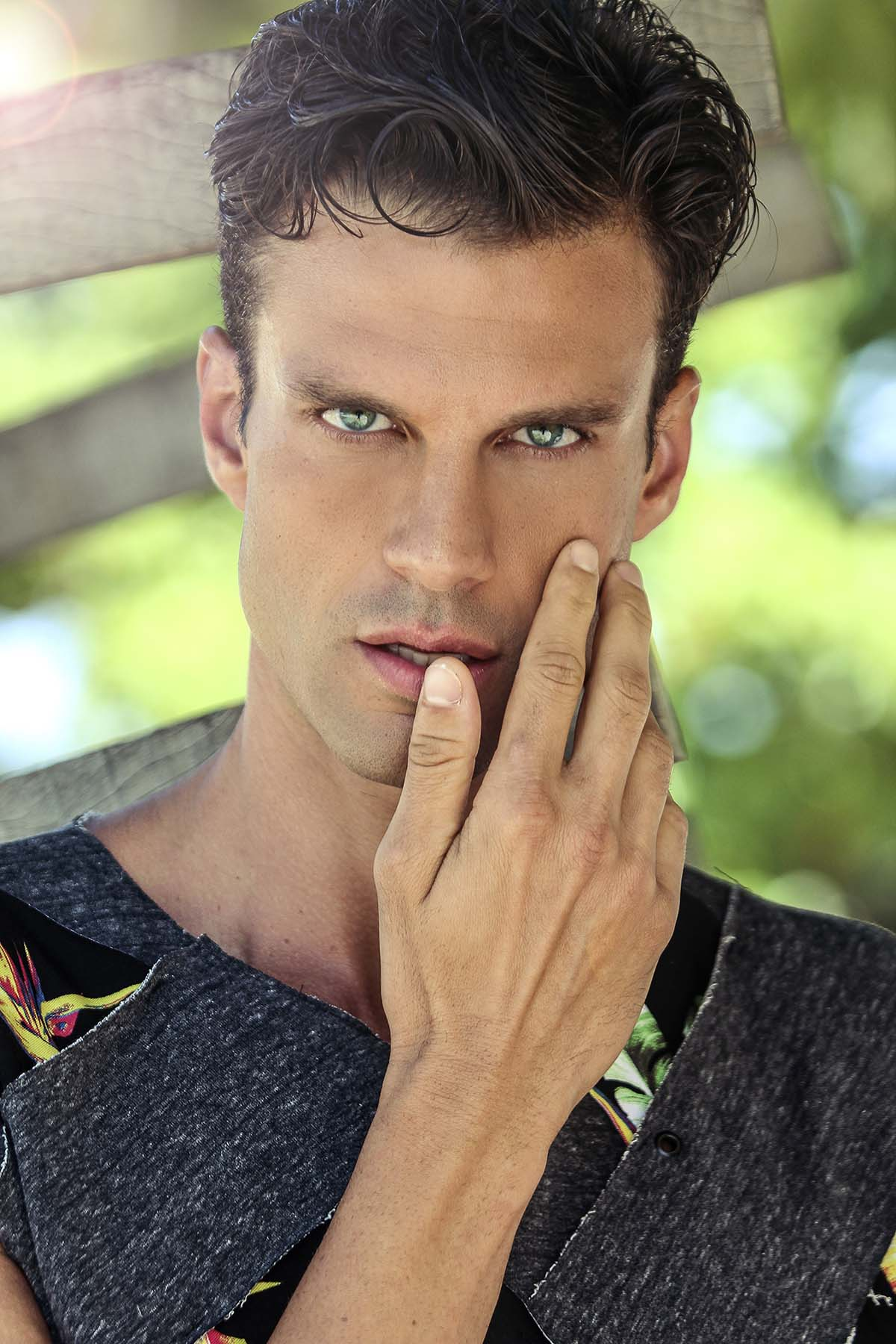 Junior Arruda by Marcio Farias for Brazilian Male Model