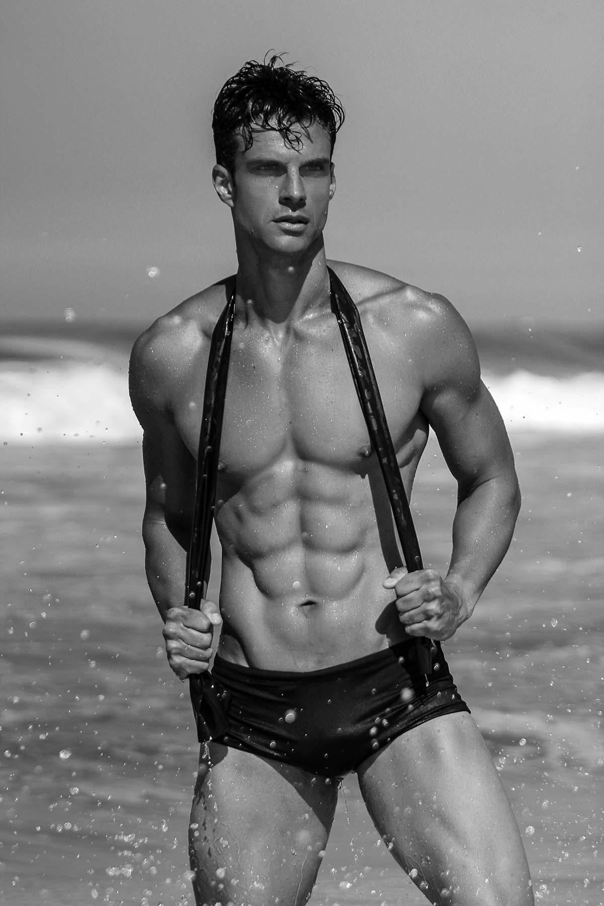 Junior Arruda by Marcio Farias for Brazilian Male Model