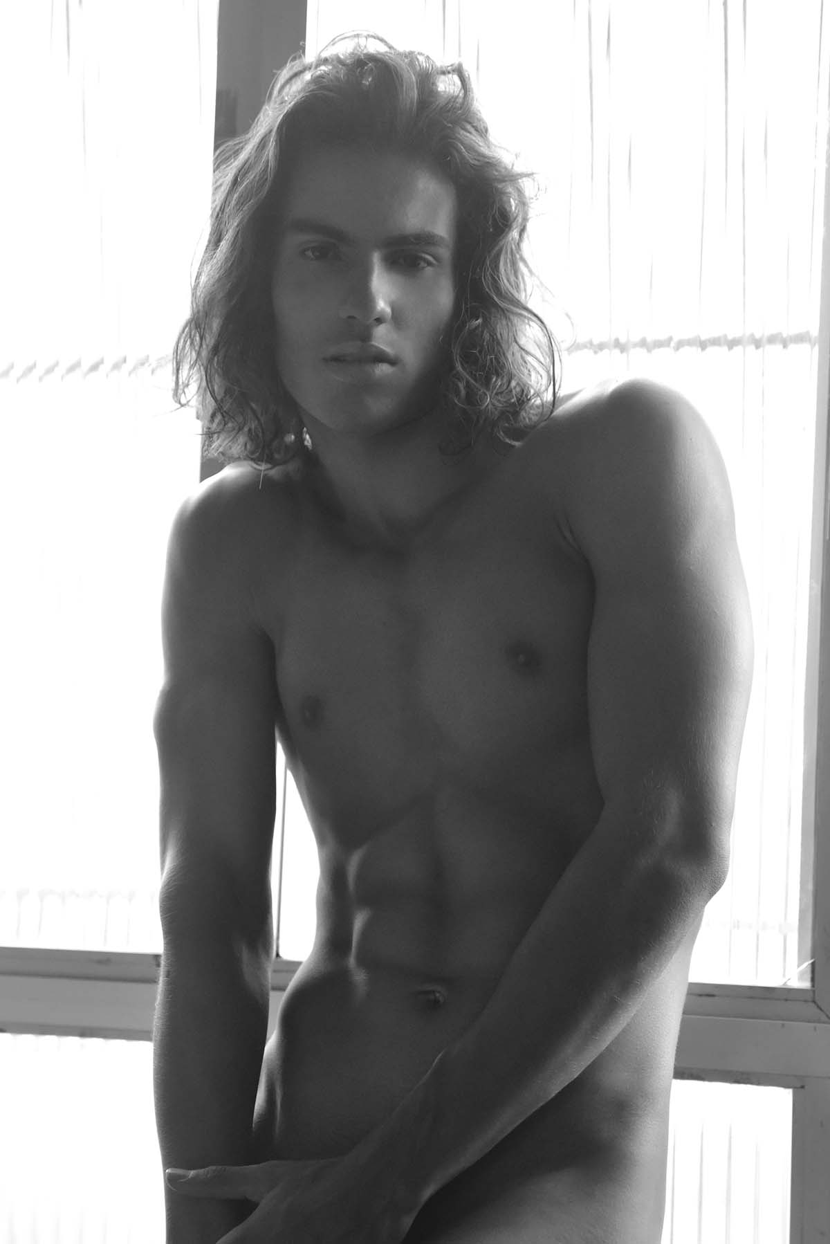 Lorenço Alba by Vitor Lisboa for Brazilian Male Model