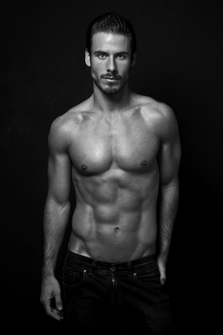 Lucas Bernardini by Sandy Lang for Brazilian Male Model
