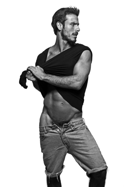 Lucas Bernardini by Sandy Lang for Brazilian Male Model