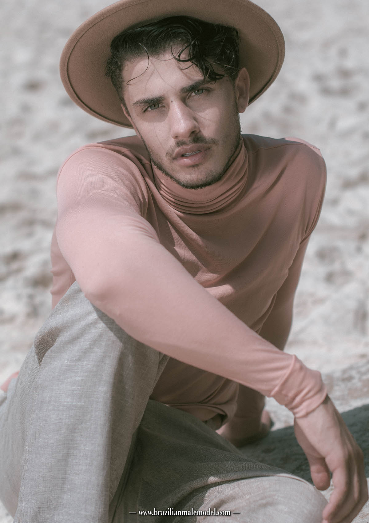 ARAN BUENNO BY FERNANDA CÂNDIDO FOR BRAZILIAN MALE MODEL