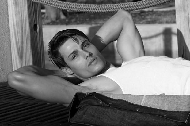 Max Malvicino by Carlitos Trujillo for Brazilian Male Model
