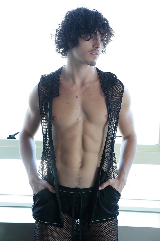 Rafael Poggi by Fernando Torquatto for Brazilian Male Model