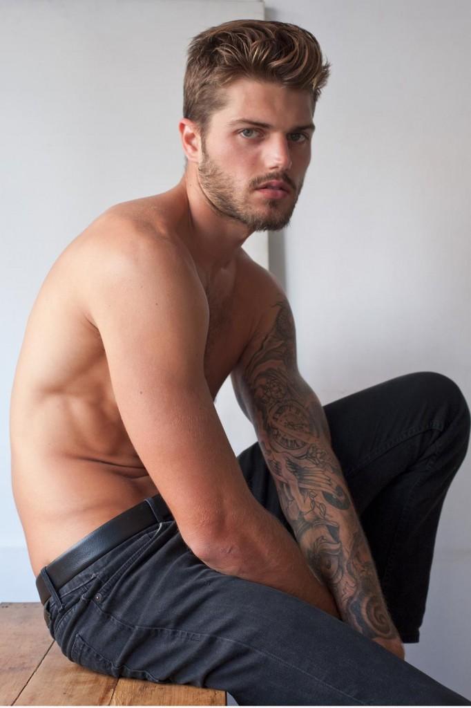 Renato Nicoli by Cristiano Madureira for Brazilian Male Model