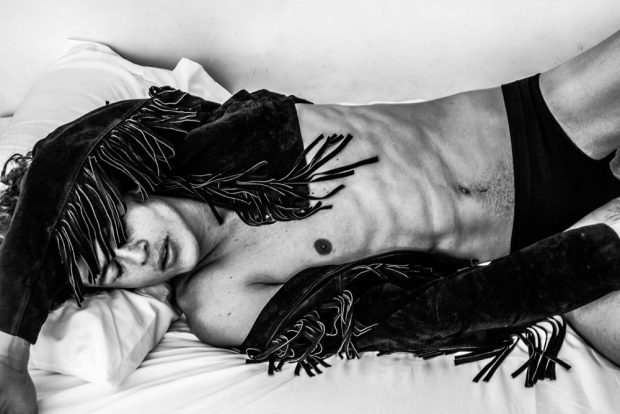 Sidney Mello by Murlin Saint-Jean for Brazilian Male Model