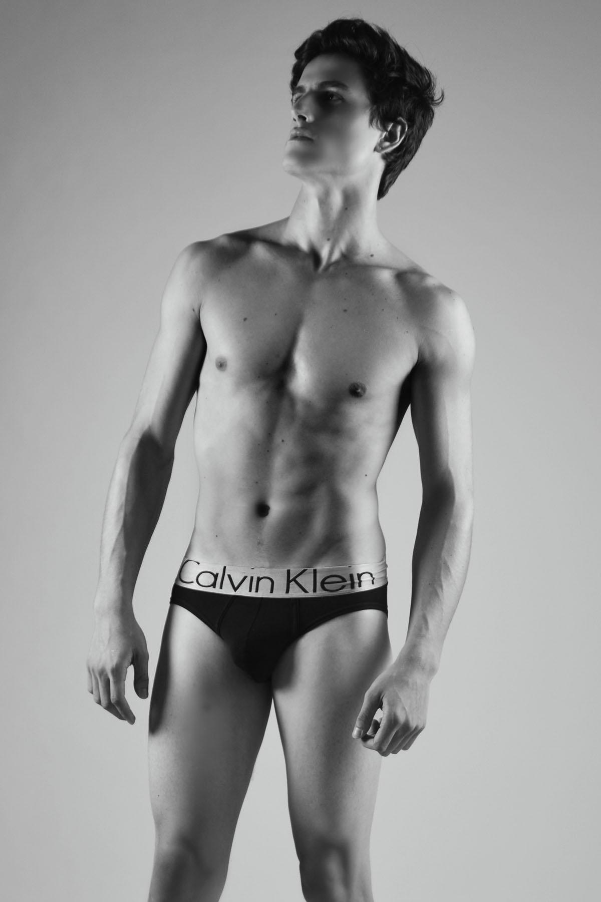 Vinicius Fugazza by Gutto Ferraz for Brazilian Male Model