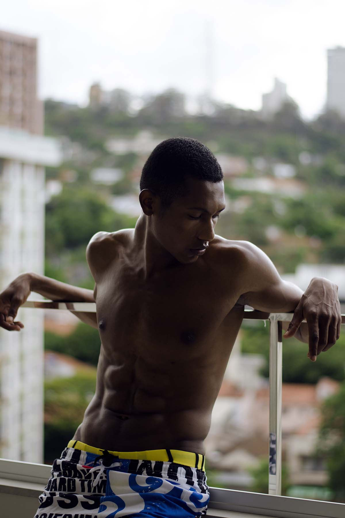Henrique Alves by Mateus Jordão for Brazilian Male Model