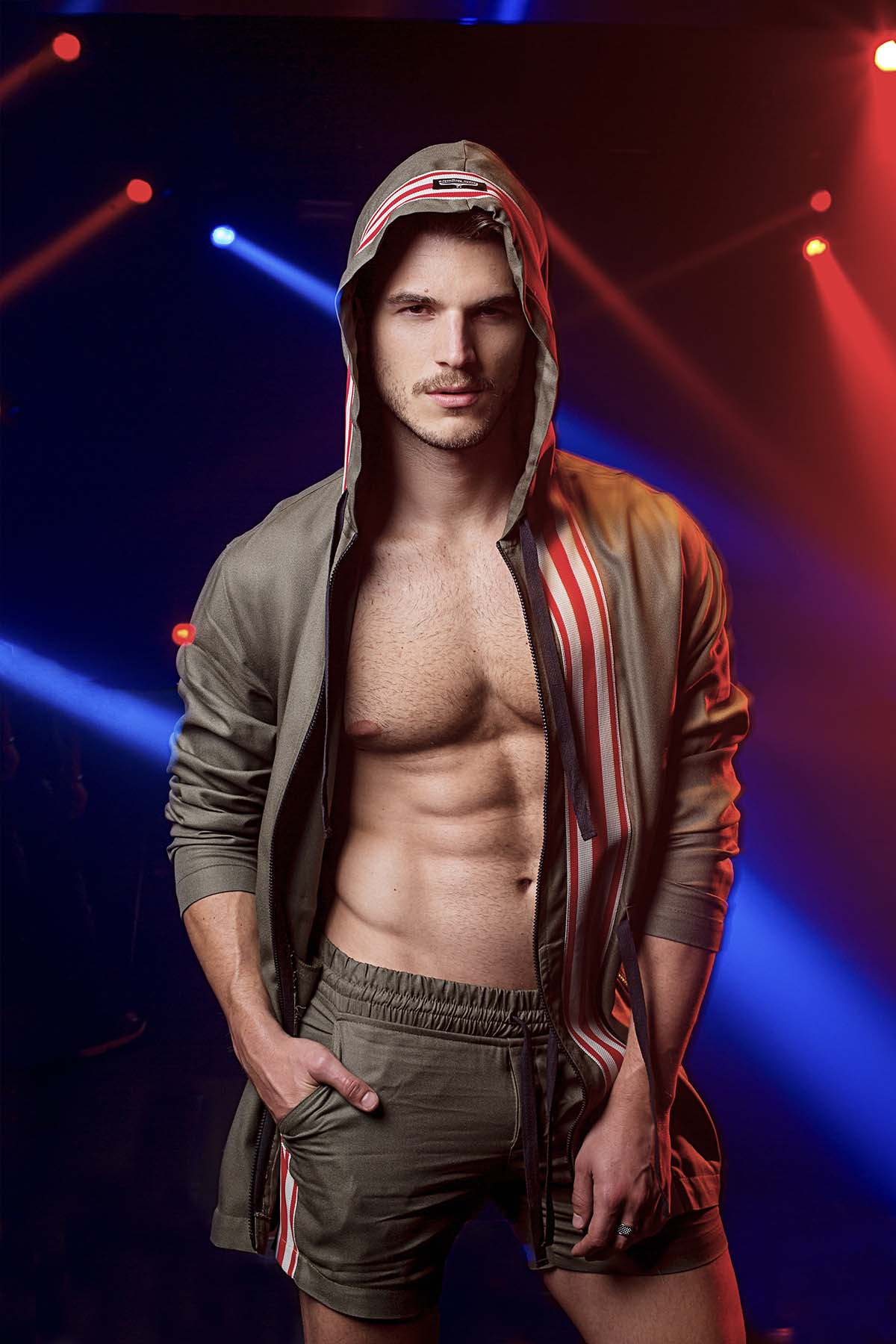 Alex Trevelin and Paulo Tardivo by Ronaldo Gutierrez for Anjo da Guarda for Brazilian Male Model