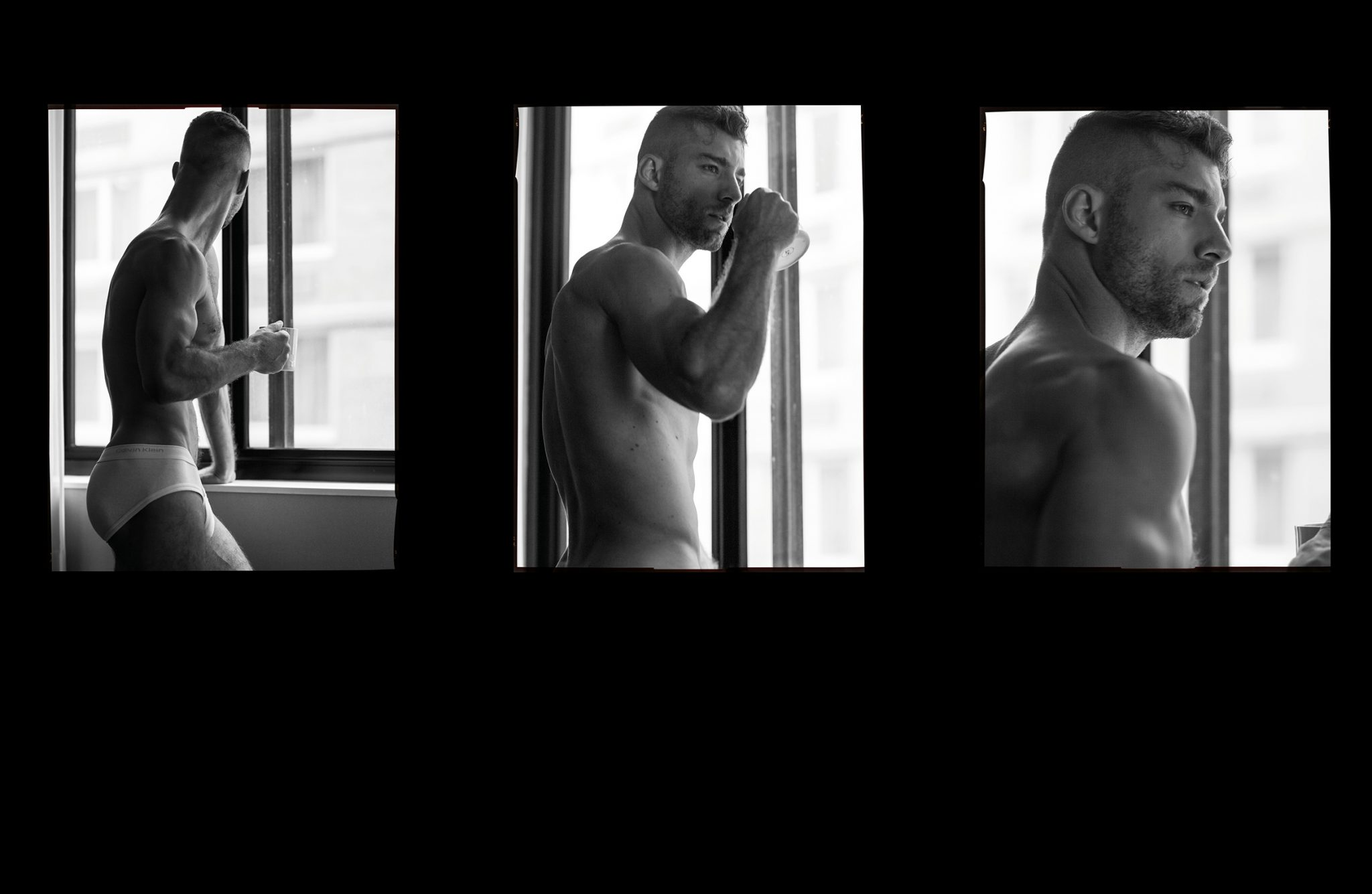 Andre Ziehe by Ariana Lima for Brazilian Male Model