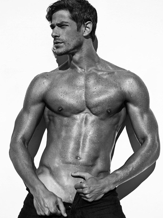 Felipe Martins by Sand Lang for Brazilian Male Model