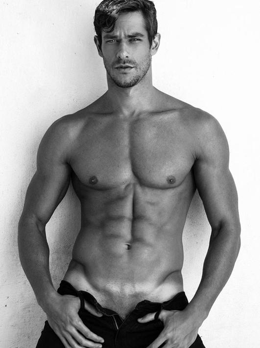 Felipe Martins by Sand Lang for Brazilian Male Model