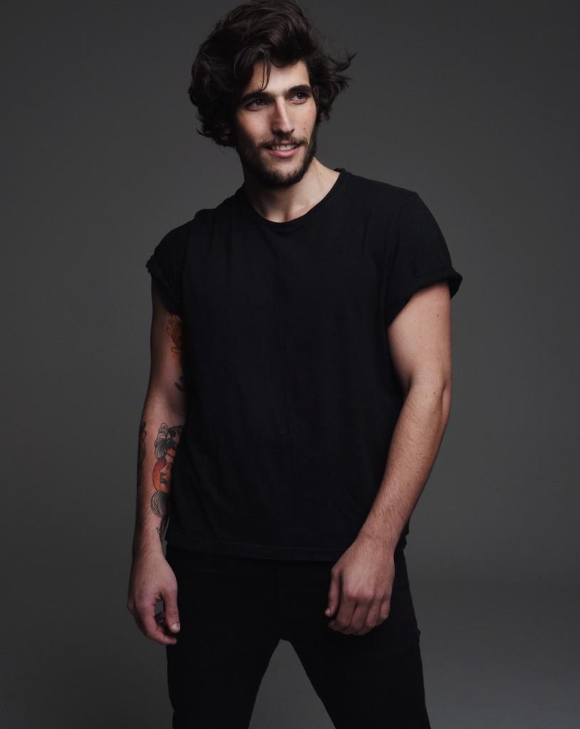 Jayme Siciliano by Hudson Rennan for Brazilian Male Model
