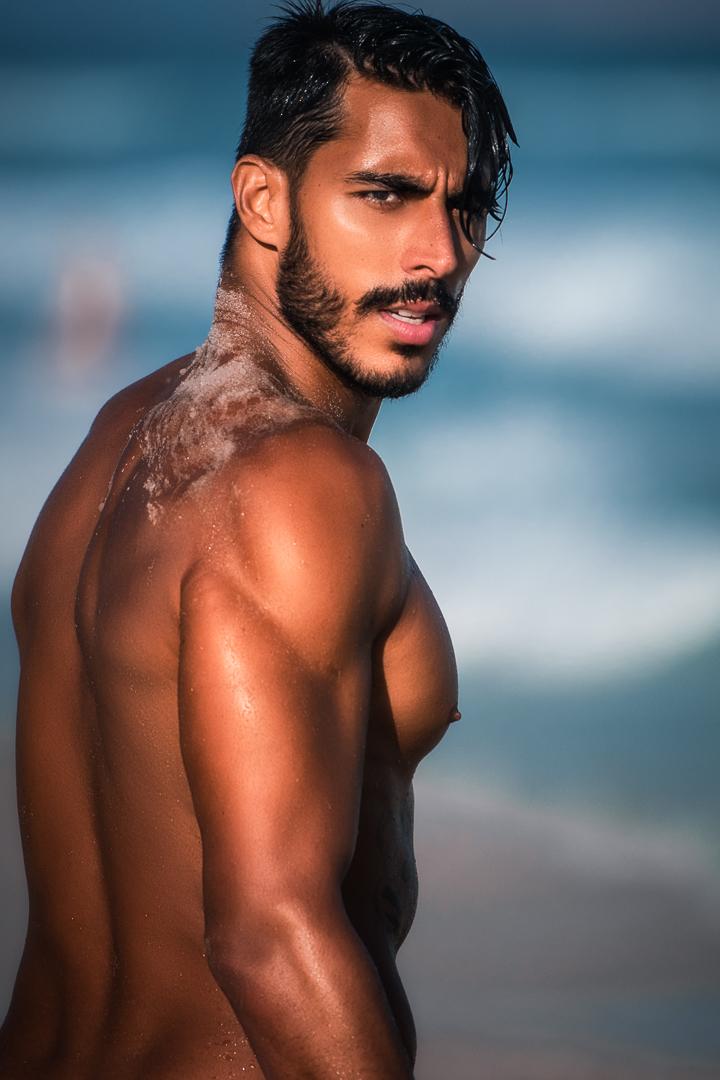 Paulo Philippe by Karina Chancey for Brazilian Male Model