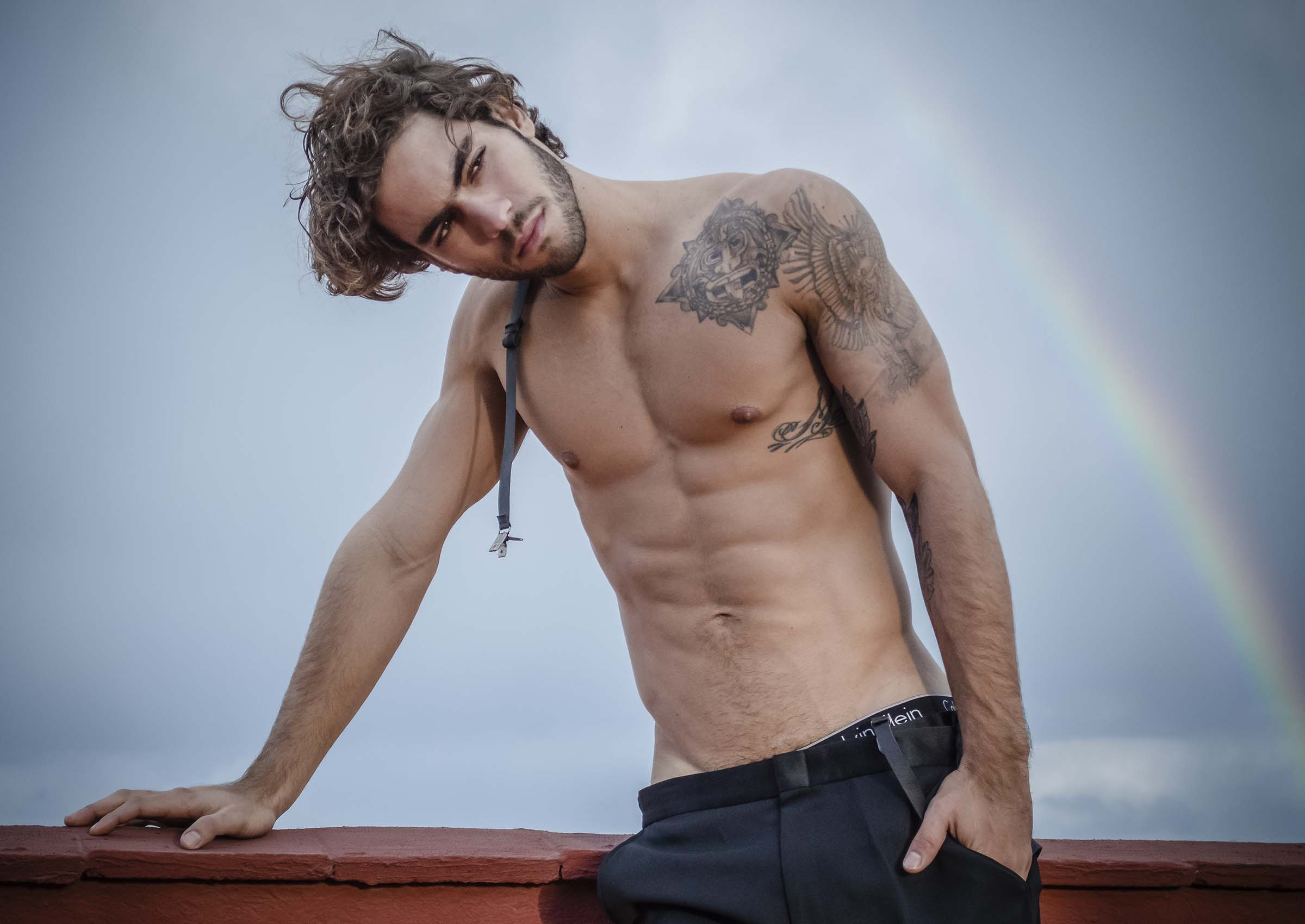 Pedro Arnon by Boc Boc Photo for Brazilian Male Model